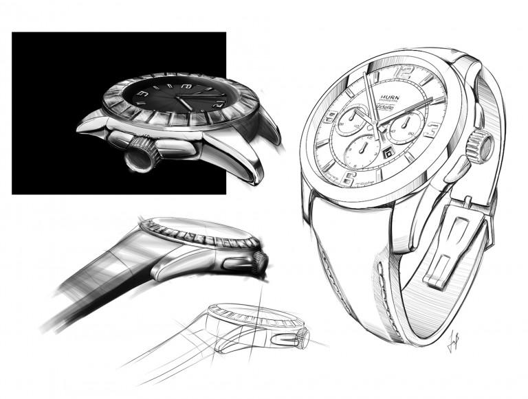 Watch Design Process