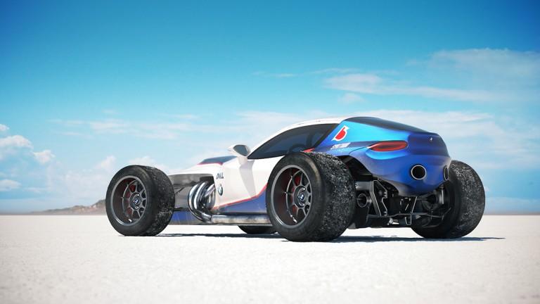 BMW Formula Concept
