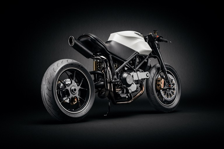 Ducati Custom Café Fighter