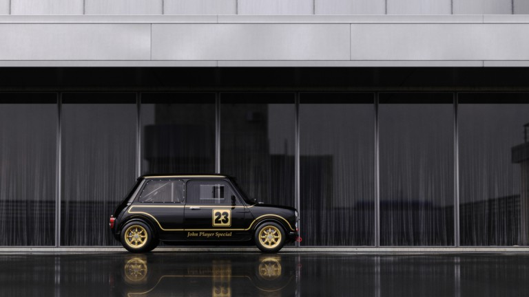 John Player Special Mini Concept